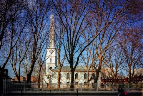 St Luke's Church, London