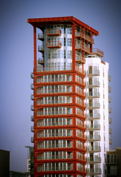 Dockside Buildings